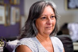 IOG | Celebrating 20 Years of Impact on People | Susan Higgins